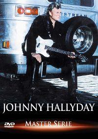 Cover Johnny Hallyday - Master série vol. 2 [DVD]